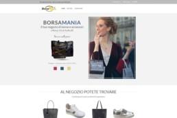 Borsamania sito roma web grafico