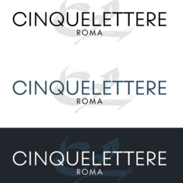Cinquelettere logo Zfanz Riccardo Fantechi