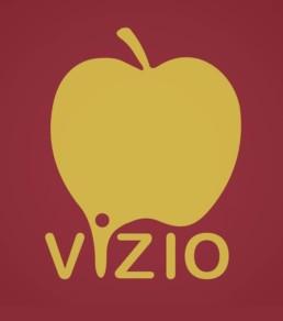Vizio logo Zfanz Riccardo Fantechi